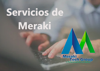 Servicios de Meraki